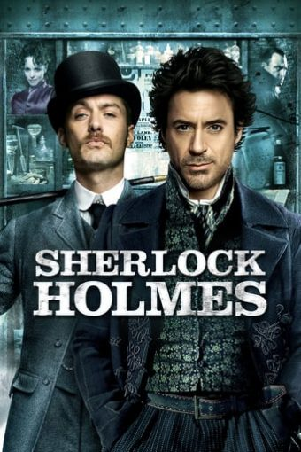 """Poster for the movie """"Sherlock Holmes"""""""