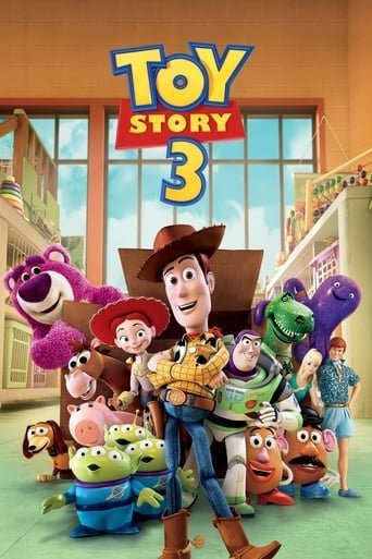 "Poster for the movie ""Toy Story 3"""