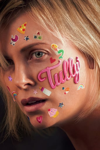 "Poster for the movie ""Tully"""