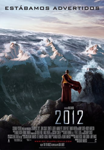 """Poster for the movie """"2012"""""""
