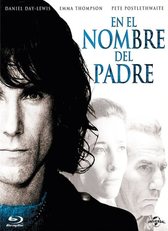 "Poster for the movie ""En el nombre del padre"""