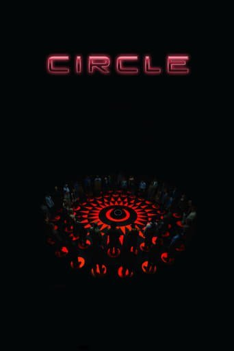 """Poster for the movie """"Círculo"""""""