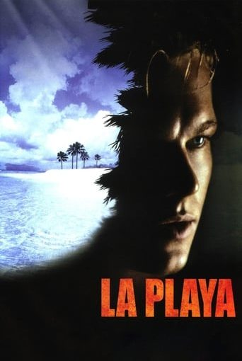 """Poster for the movie """"La playa"""""""