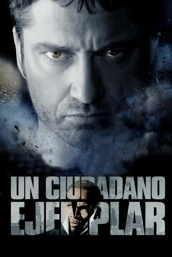 "Poster for the movie ""Un ciudadano ejemplar"""
