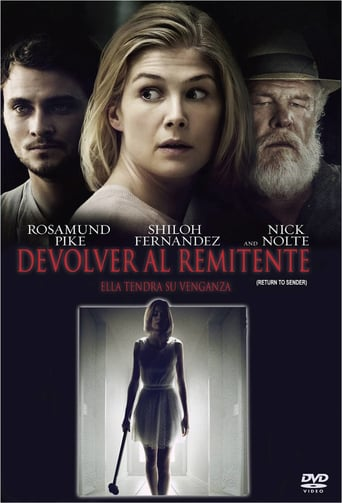"Poster for the movie ""Devolver al remitente"""