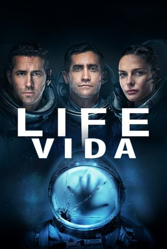 """Poster for the movie """"Life (Vida)"""""""