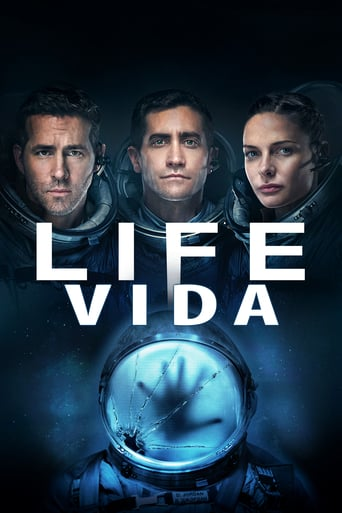 "Poster for the movie ""Life (Vida)"""