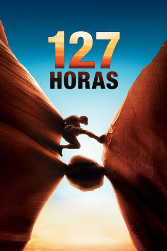 """Poster for the movie """"127 horas"""""""