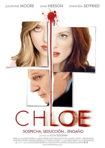 "Poster for the movie ""Chloe"""