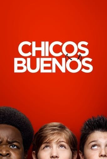 """Poster for the movie """"Chicos buenos"""""""