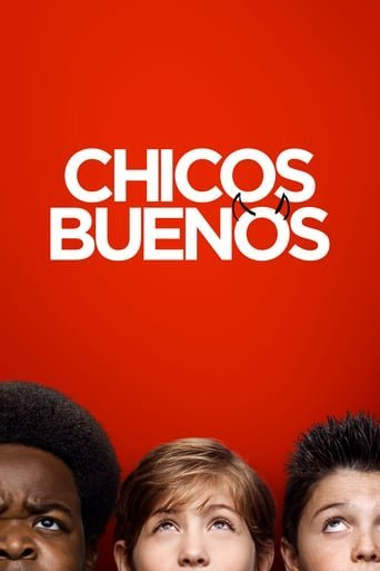 "Poster for the movie ""Chicos buenos"""