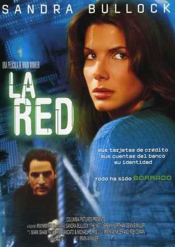 """Poster for the movie """"La red"""""""