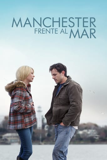 "Poster for the movie ""Manchester frente al mar"""