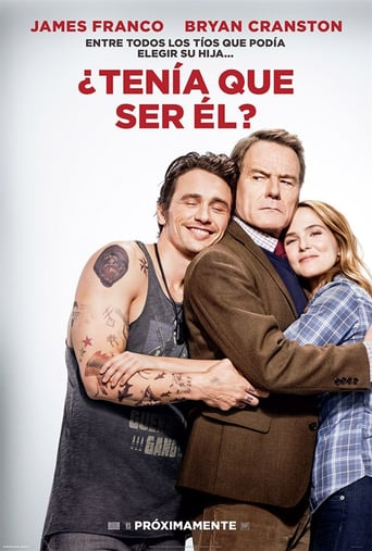 "Poster for the movie ""¿Tenía que ser él?"""