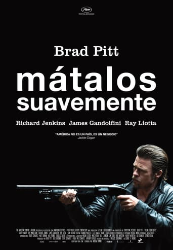 "Poster for the movie ""Mátalos suavemente"""
