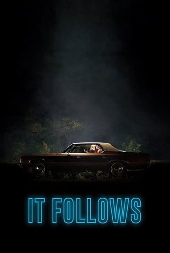 """Poster for the movie """"It Follows"""""""