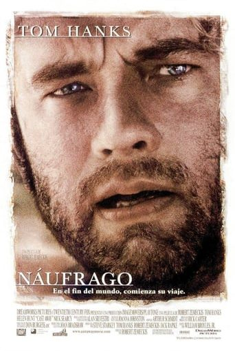 """Poster for the movie """"Náufrago"""""""
