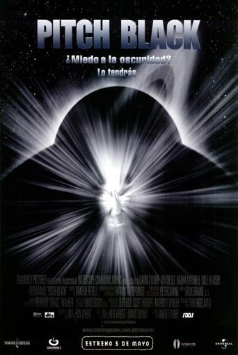 """Poster for the movie """"Pitch Black"""""""