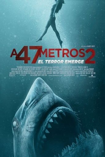 """Poster for the movie """"A 47 metros 2"""""""