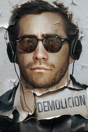 "Poster for the movie ""Demolición"""