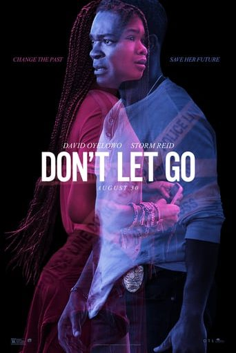 "Poster for the movie ""Don't Let Go"""