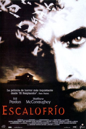 "Poster for the movie ""Escalofrío"""