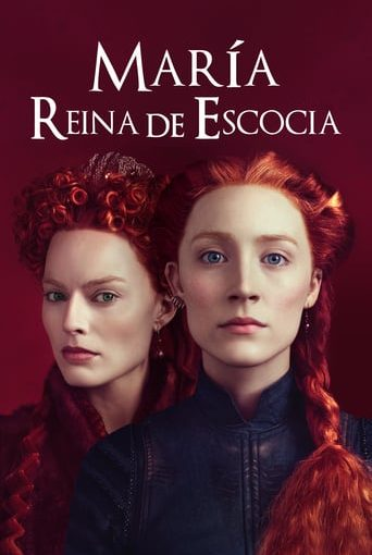"Poster for the movie ""María, reina de Escocia"""