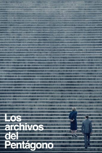 "Poster for the movie ""Los archivos del Pentágono"""
