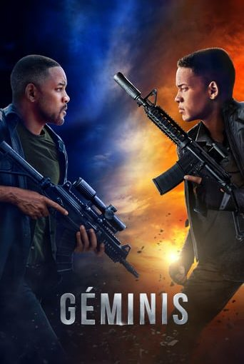 "Poster for the movie ""Géminis"""