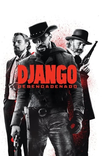 "Poster for the movie ""Django desencadenado"""