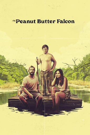 "Poster for the movie ""The Peanut Butter Falcon"""