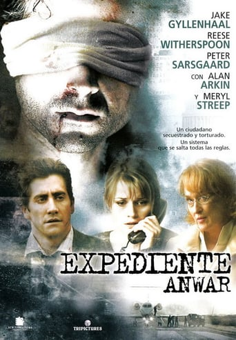 "Poster for the movie ""Expediente Anwar"""
