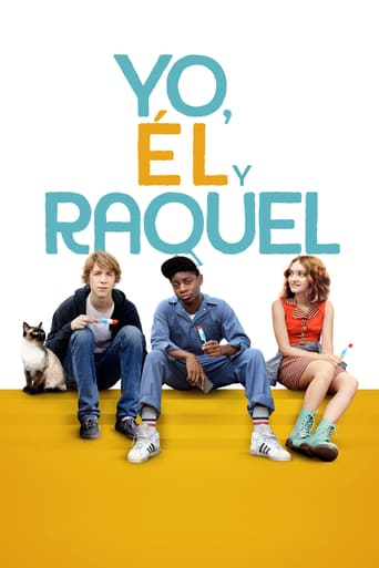"Poster for the movie ""Yo, él y Raquel"""