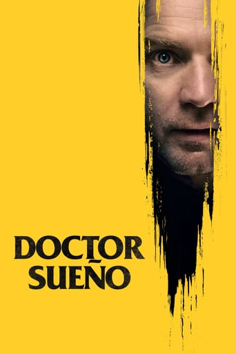 "Poster for the movie ""Doctor Sueño"""
