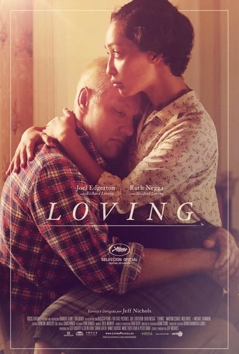 Poster for the movie «Loving»