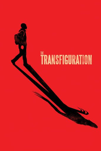 "Poster for the movie ""The Transfiguration"""