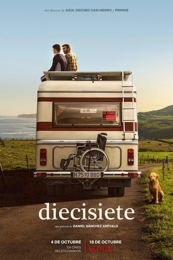 """Poster for the movie """"Diecisiete"""""""