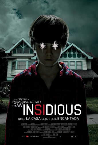 Poster for the movie «Insidious»