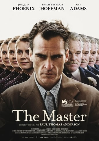 """Poster for the movie """"The Master"""""""