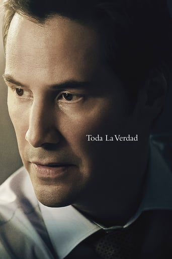 "Poster for the movie ""Toda la verdad"""
