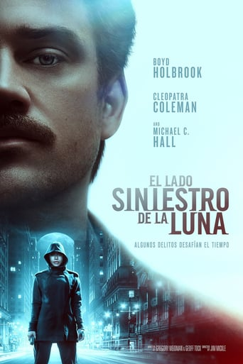 "Poster for the movie ""El Lado Siniestro de la Luna"""