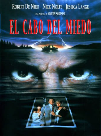 "Poster for the movie ""El cabo del miedo"""