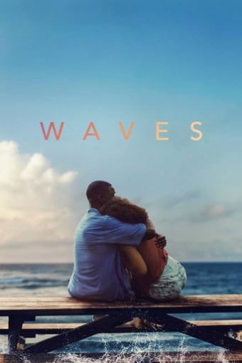 "Poster for the movie ""Waves"""