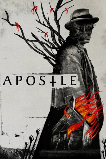 """Poster for the movie """"El apóstol"""""""
