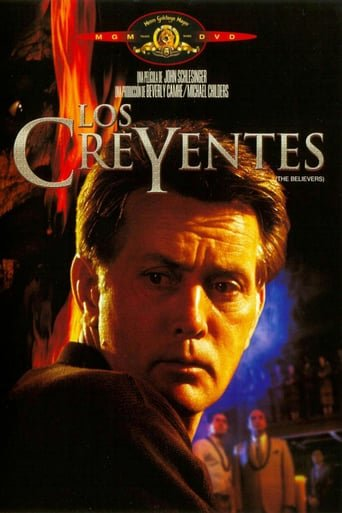 Poster for the movie «Los creyentes»