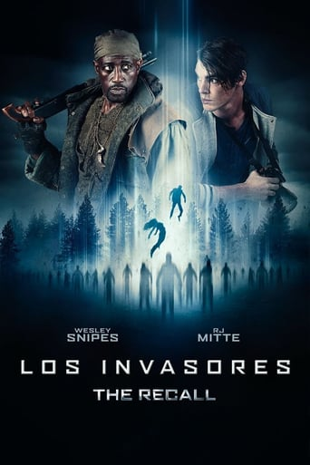 """Poster for the movie """"Los Invasores"""""""