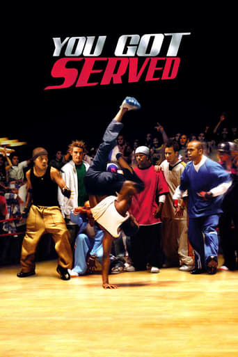 "Poster for the movie ""You Got Served"""