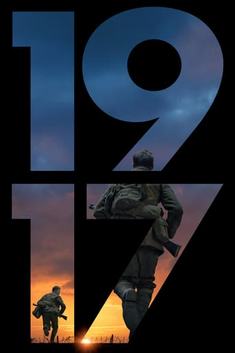 Poster for the movie «1917»