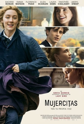 "Poster for the movie ""Mujercitas"""
