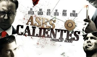 """Poster for the movie """"Ases calientes"""""""